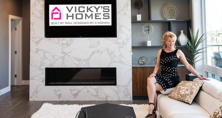 About Vicky
