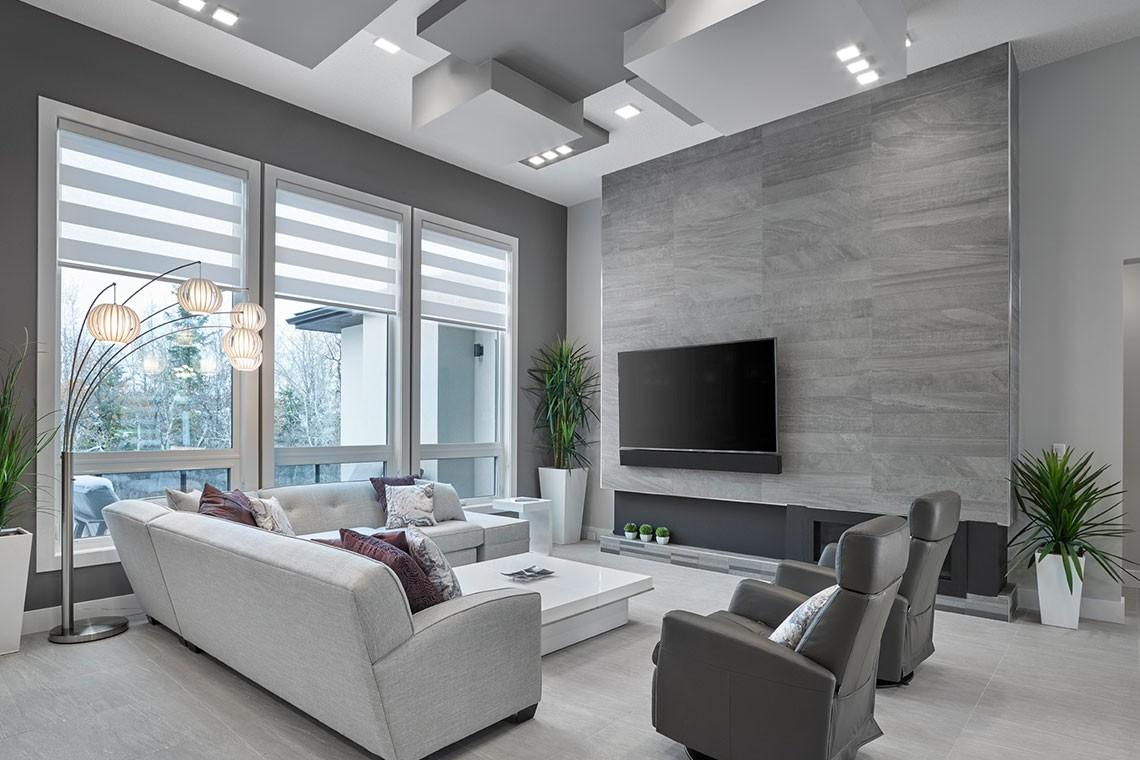 100 modern contemporary homes edmonton home modern for Modern home decor edmonton