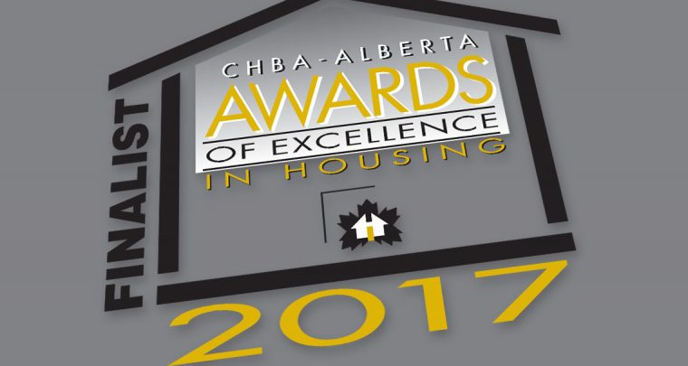 Provincial Home Building Awards Finalist