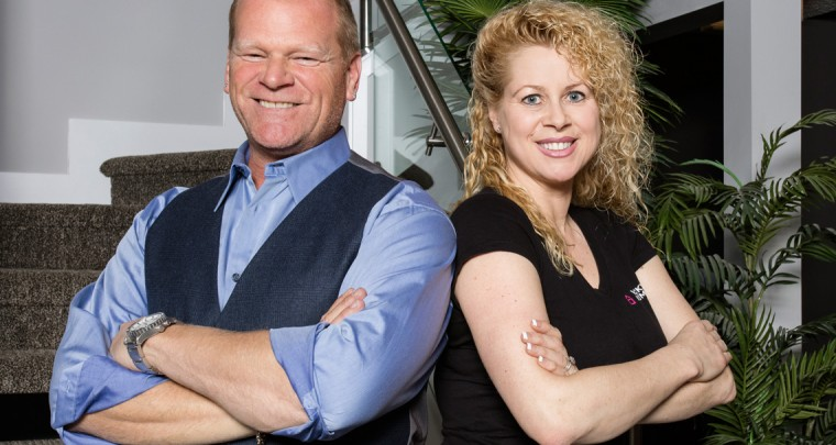 Mike Holmes Wowed by Vicky's Homes