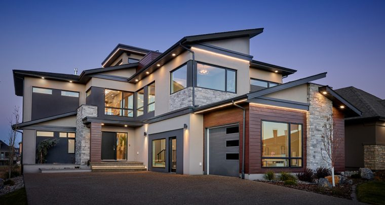 Vicky's Homes Leads Edmonton Home Builders with Most National Finalist Nominations